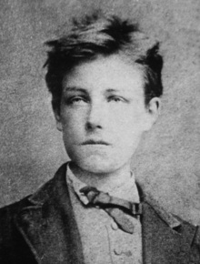 photo de : Arthur Rimbaud