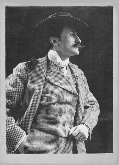 photo de : Edmond Rostand